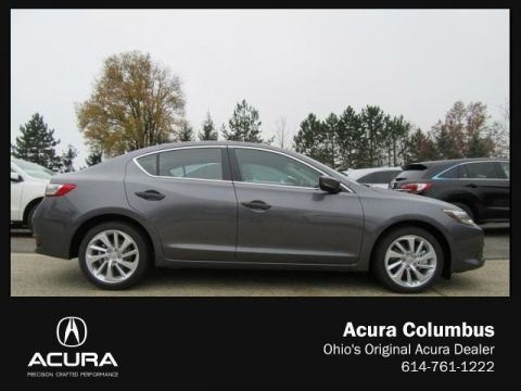 New Acura ILX with Technology Plus Package