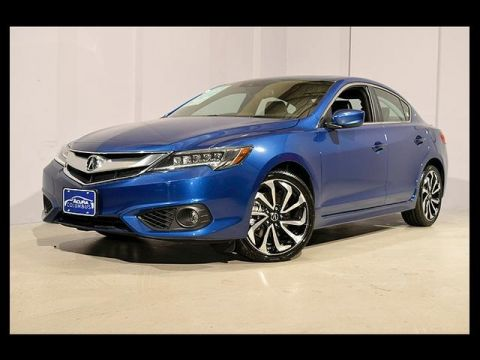 New Acura ILX with Technology Plus and A-SPEC Package