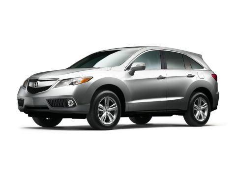 Used Acura RDX Technology Package